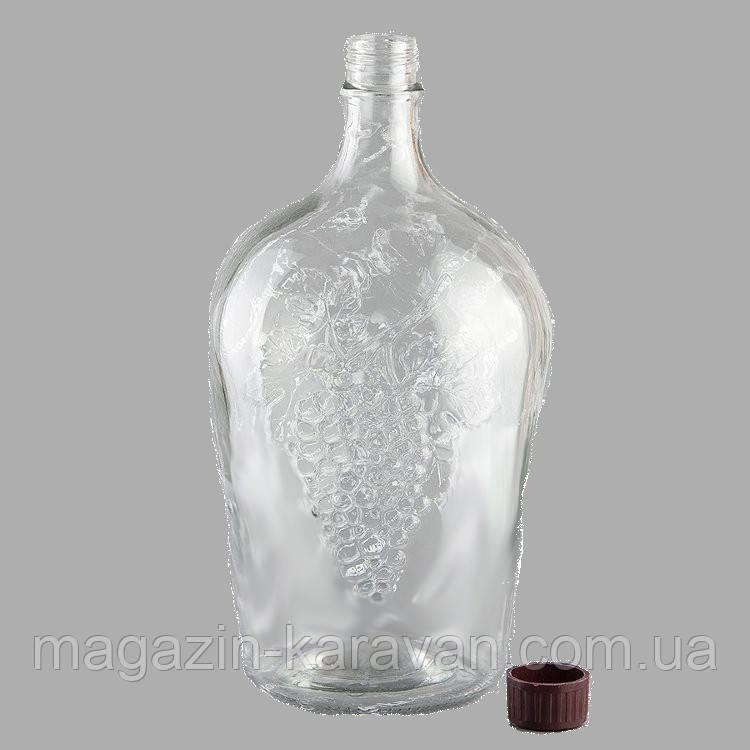"""Бутыль """"Ровоам"""" 4,5 л."""