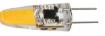 Светодиодная лампа LEDEX Premium DIMMABLE 3Вт G4  300lm 360º AC 220В чип  Epistar Тайвань 4000К