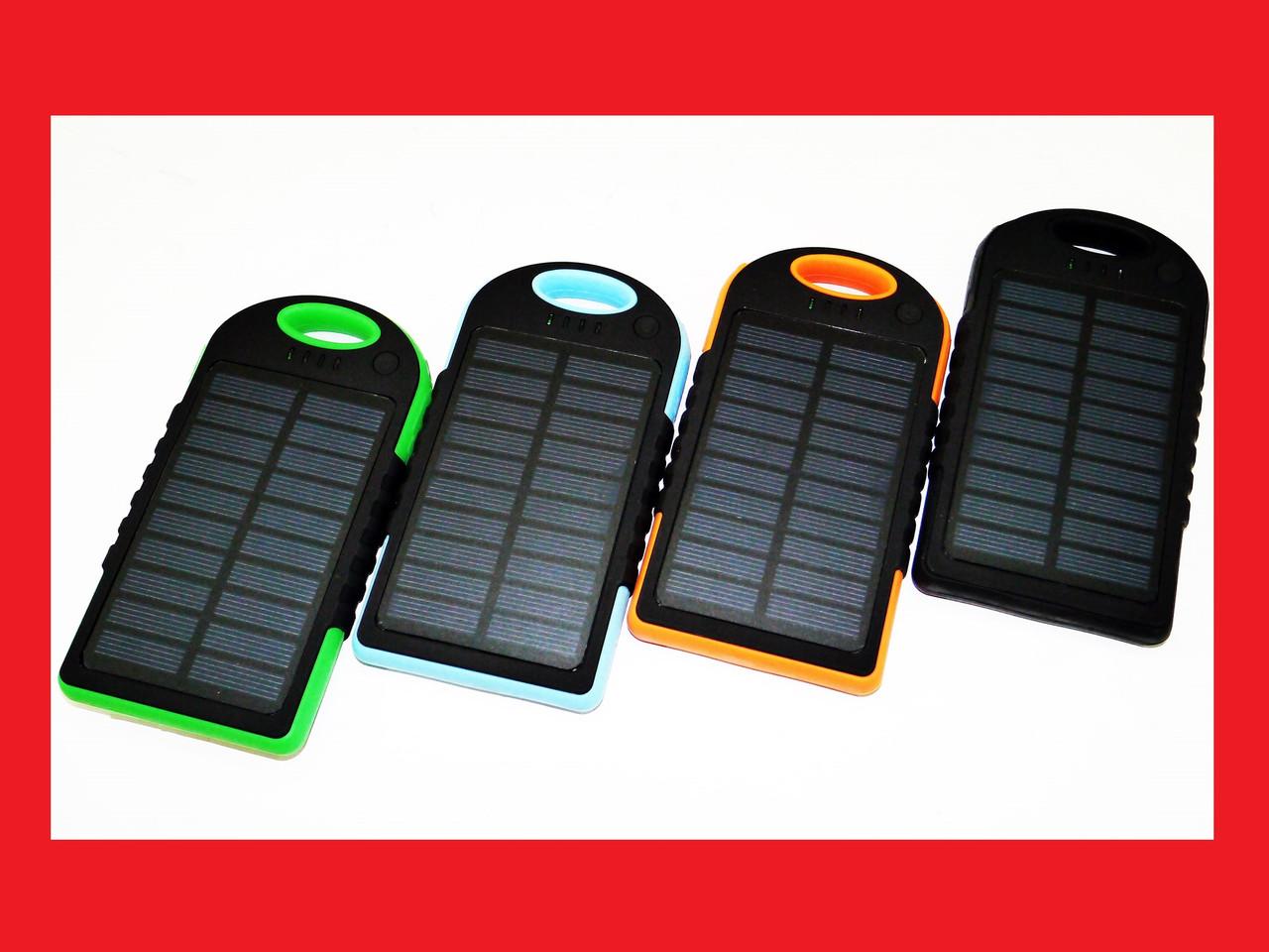 Power Bank 50000 mAh Солнечное зарядное устройство