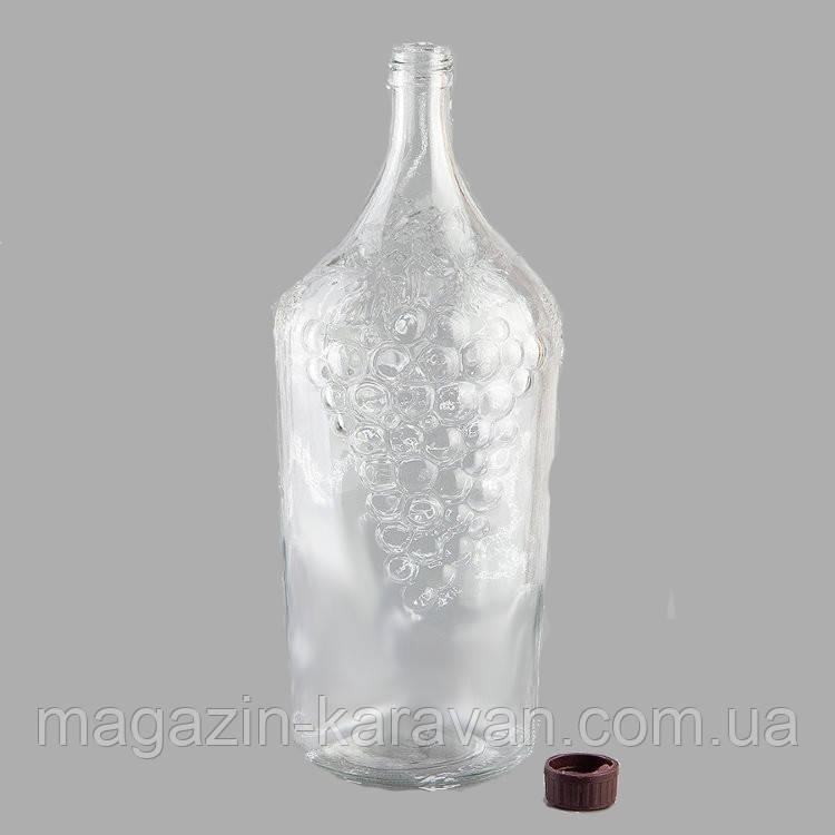 "Бутыль ""Виноград"" 2 л."