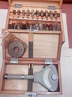 Нутромер Carl Zeiss НИ 19-30 ц.д. 0,002 мм с 10 кольцами установочными (возможна поверка в УкрЦСМ)