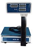 Торговые весы ACS-30 759 D, фото 4