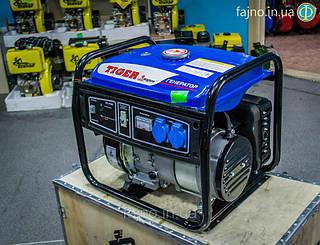 Генератор Tiger TG 3700 (2,5-2,7 кВт)