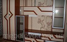 Гостиная Дельта со шкафом 2000х2350х360мм   Мастер Форм, фото 3