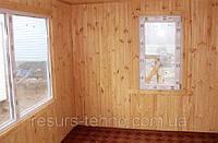 Оздоблення вагонкою дерев'яною, фото 1