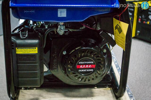 Бензиновый асинхронный генератор Tiger 3700 фото 6