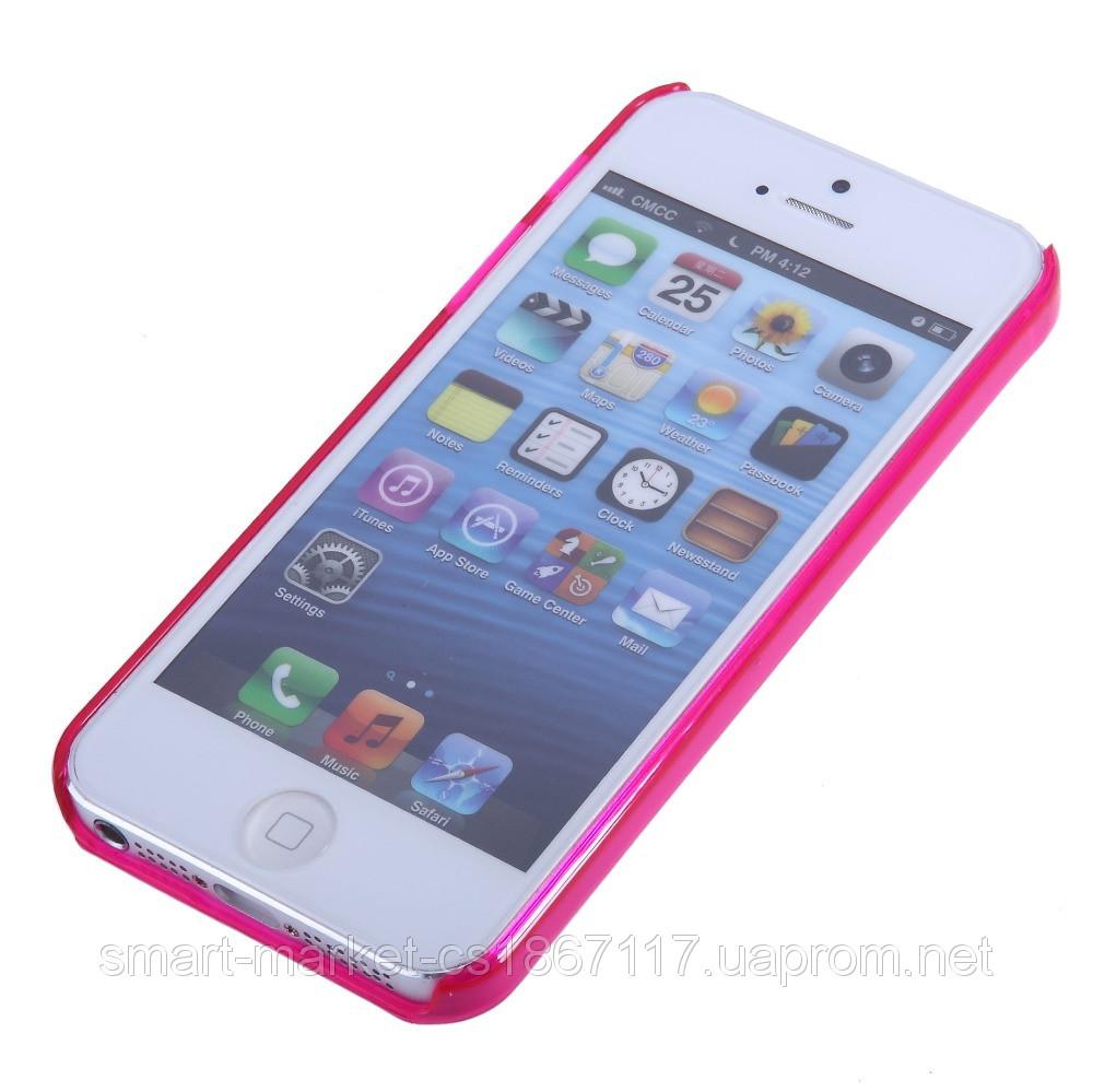 Бампер Ultra Thin 0.3мм для телефона Apple iPhone 5/5S