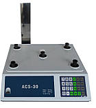 Торговые весы ACS-30 759 D, фото 5