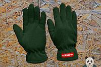 Модные перчатки зимние адидас,Adidas