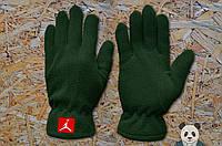 Молодіжні зимові рукавички джордан,Jordan