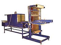Термотоннель с пневматическим запайщиком