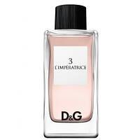 Оригинал Dolce Gabbana L`Imperatrice 3 100ml edt Дольче Габбана Императрица