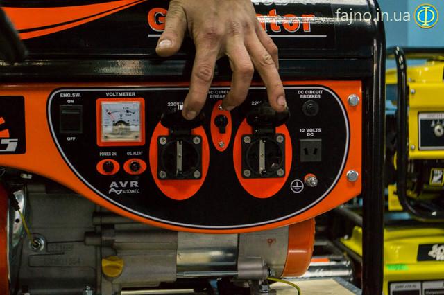 Бензиновый генератор Vitals ERS 2.0b фото 3