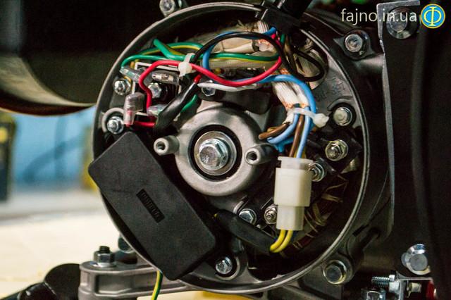 Бензиновый генератор Vitals ERS 2.0B фото 12