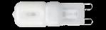 Светодиодная лампа LEDEX Standard  DIMMABLE 3Вт G9  250lm 360º AC 220В чип  Epistar Тайвань 3000К