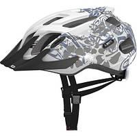 Шлем ABUS MOUNTX Maori White M