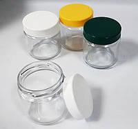 Баночки для йогурта 6 шт х 200 мл (стекло)
