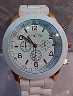 Женские часы наручные Geneva Jelly Watch White 031