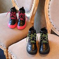Детская обувь весна - осень