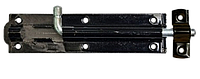 """Шпингалет 100мм, d 8.5мм """"Black"""" TECHNICS"""