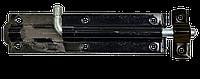 """Шпингалет 150мм, d 8.5мм """"Black"""" TECHNICS"""