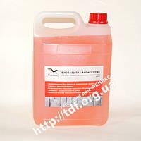Антисептик (биозащита) пропитка для стен, бетона и минеральных поверхностей AS-17 (5 л)