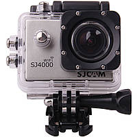 Екшн-Камера SJCam SJ4000 WiFi Silver *, фото 1