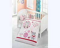 Постельное белье для малышей в кроватку Victoria Baby love
