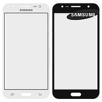 Защитное стекло корпуса для Samsung Galaxy J5 J500F / J500H /J500M / DS, белое, оригинал