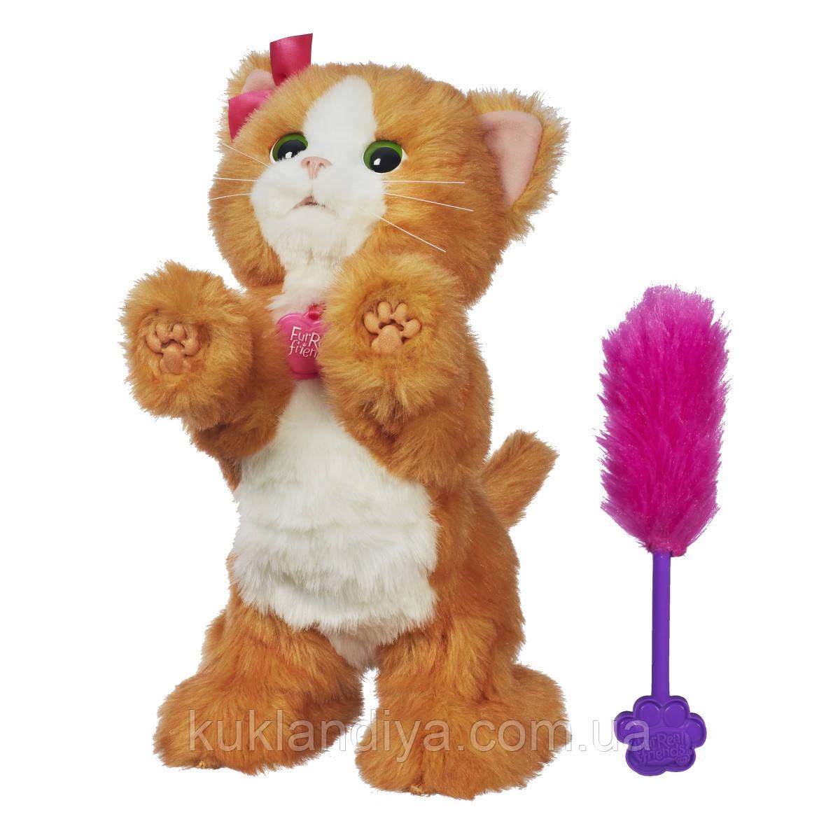 Інтерактивна грайлива кішечка Дейзі - Daisy FurReal Friends