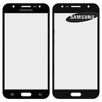 Защитное стекло корпуса для Samsung Galaxy J5 J500F / J500H /J500M / DS, черное, оригинал
