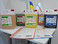 Моющее средство для унитаза, раковины, удаления жира, плесени, грибков PANPRO 236 - хлор