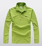 Разные цвета Lacoste мужская рубашка поло лакоста купить в Украине, фото 7