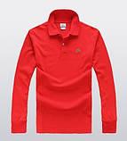 Разные цвета Lacoste мужская рубашка поло лакоста купить в Украине, фото 8