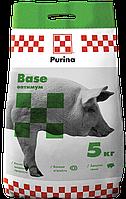Base Концентрат оптимум для свиней стартер15%/гроуер 12.5%/фінішер 10%. 25кг