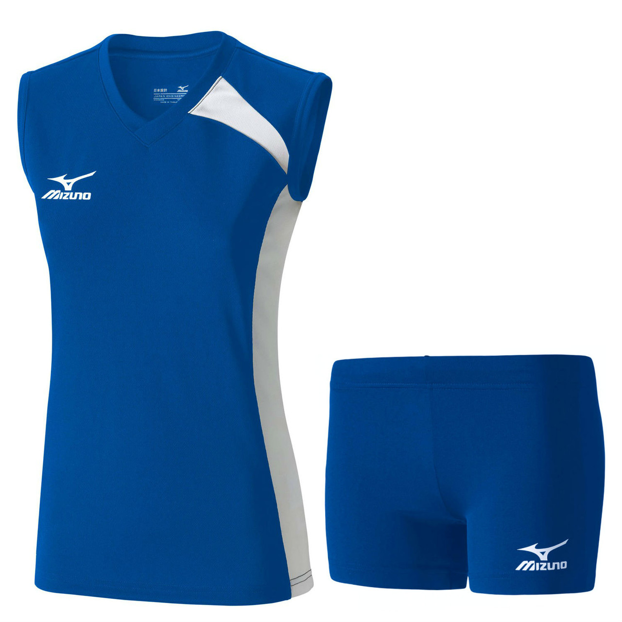 Волейбольная форма MIZUNO (футболка W Trad Sleeveless V2GA6C21-22+шорты  W Trad Tights V2GB6D61-22)