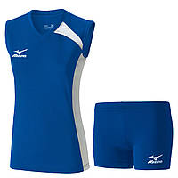 Волейбольная форма MIZUNO (футболка W Trad Sleeveless V2GA6C21-22+шорты  W Trad Tights V2GB6D61-22), фото 1
