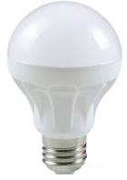 Светодиодная лампа LED BULB 5Вт E27 450lm 270º 220В 6500K
