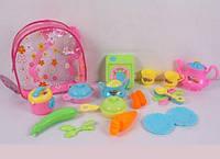 Детская посуда в рюкзачке ZD782-2