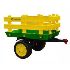 Тракторный  прицеп John Deere Peg-Perego IGTR0941
