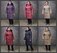 Зимнее пальто Анна (р.50-64)