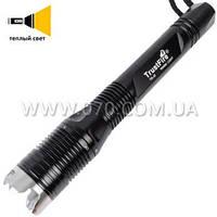 Подводный фонарь TrustFire TR-J2 Теплый свет (Cree XM-L, 1000 Люмен, 4 режима, 2x18650)
