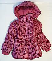 Курточка осень-весна р.98