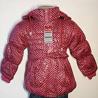 Курточка осень-весна р.98,104