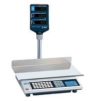 Весы торговые CAS AP-EX LT 15- 30