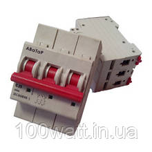 Автоматический выключатель АВ1 3п 16А АВаТар ST12