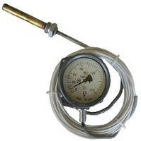 Термометр манометрический ТКП-60/3М, 120С, 12 м