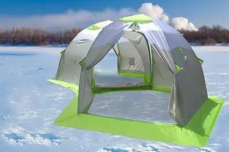 Зимние палатки (для зимней рыбалки)