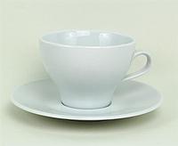 Чашка с блюдцем Paula 290 мл