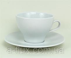 Чашка з блюдцем Paula 290 мл